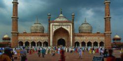 Jam Masjid Delhi India